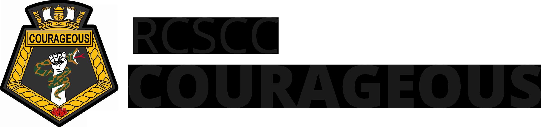 RCSCC COURAGEOUS